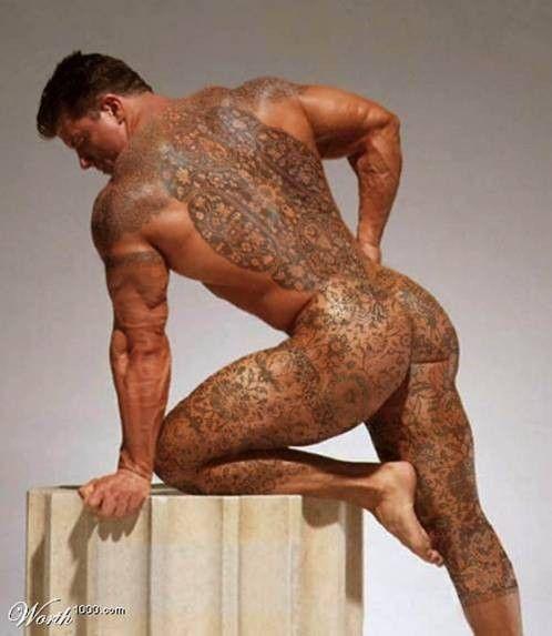 Tatouage Homme Sexy