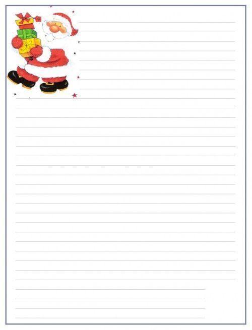 Chez choupinette77 page 274 - Lettre de noel a imprimer ...